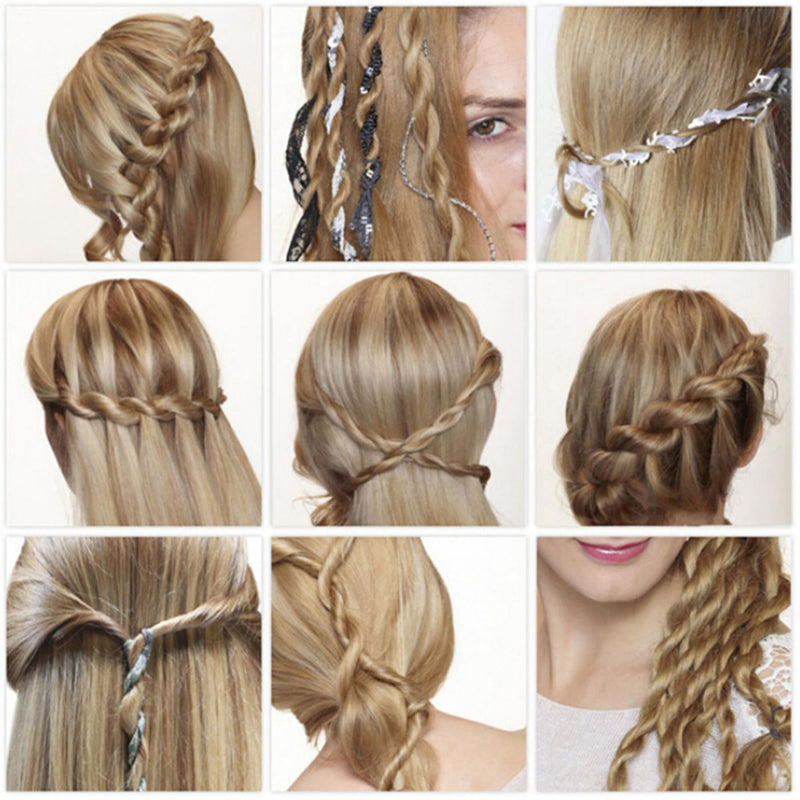 Electric Hair Braider for Fast Braiding