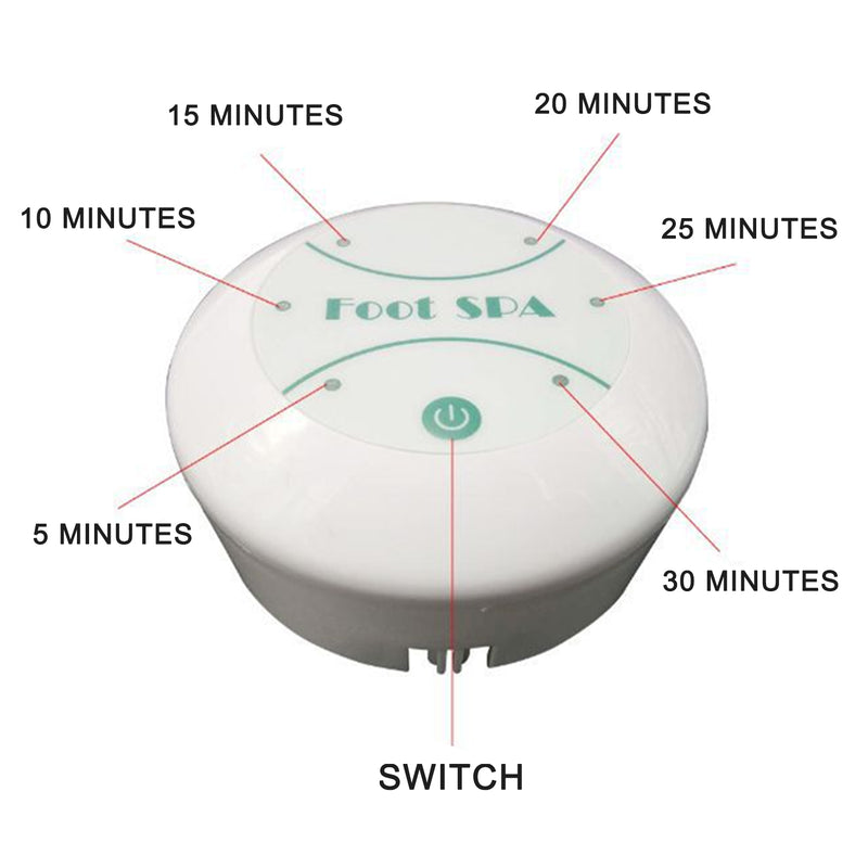 Anion Foot Detoxification Instrument