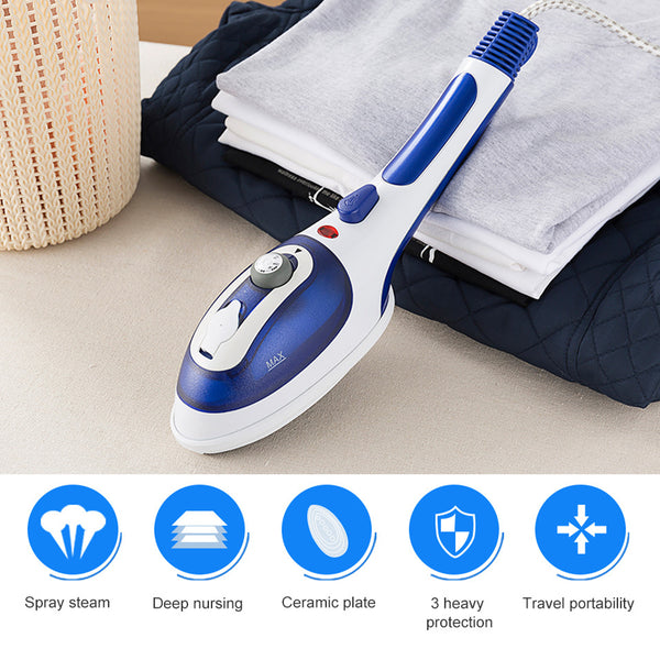 """Portable"" Handheld Steam Iron"