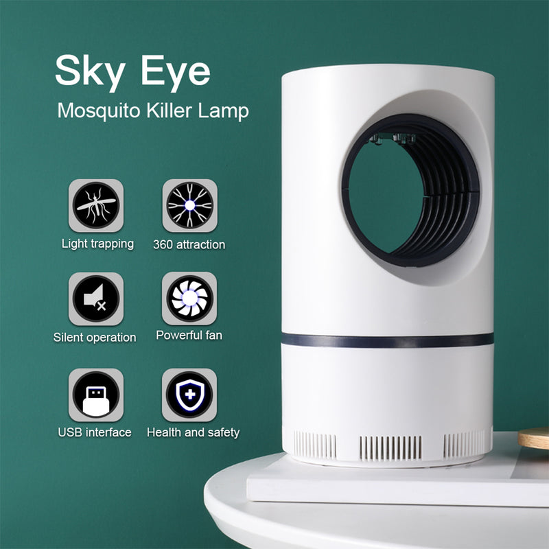USB Mosquito Killer Is Safe, Silent and No Radiation