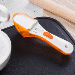Adjustable Plastic Measuring Spoon with Scale 5ml-120ml