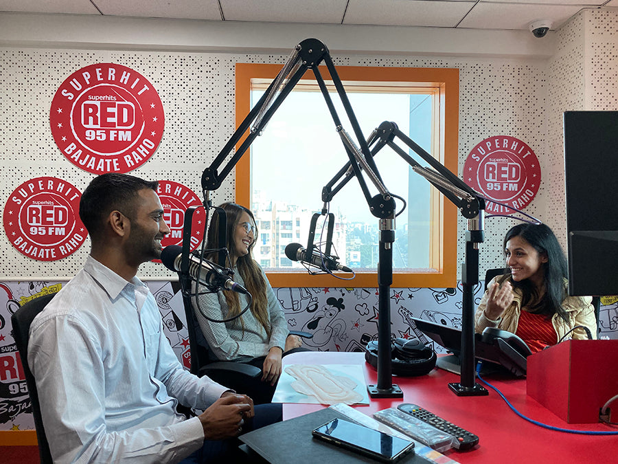 Sparkle on air - Red 95 FM