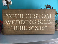 Custom wedding wood sign, personalized wedding sign, wooden custom Wedding Welcome Sign l custom wedding gift, carved custom hashtag sign