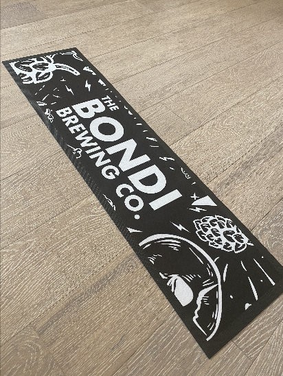 The Bondi brewing Co - Bar Mat