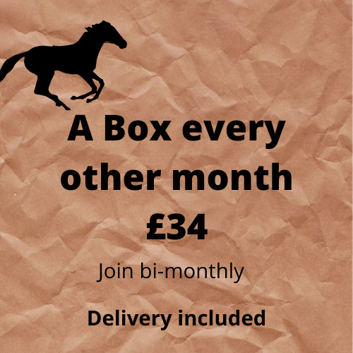 Subscription Box (Bi-Monthly) - The Tack Box Monthly