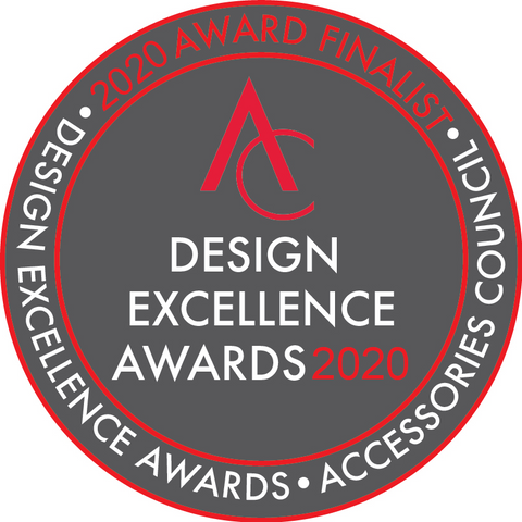 Accessories Design Council Finalist Badge