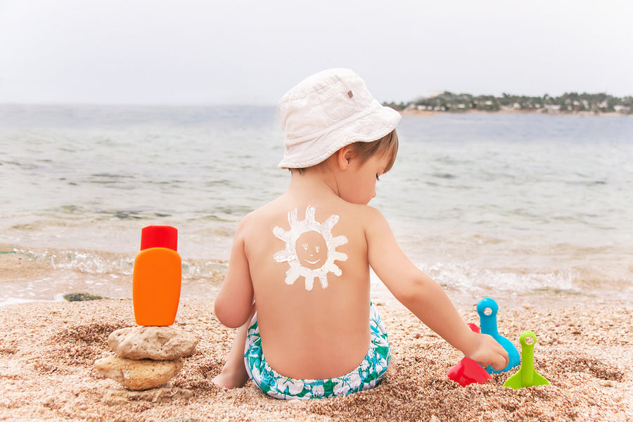 A Guide to Keeping Babies Cool this Summer