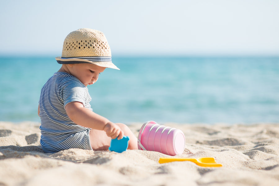 Going on holiday with baby: Checklist for Travelling