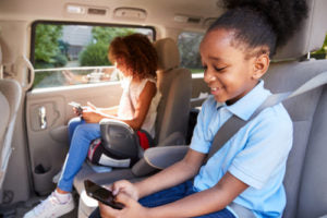 booster seat laws UK