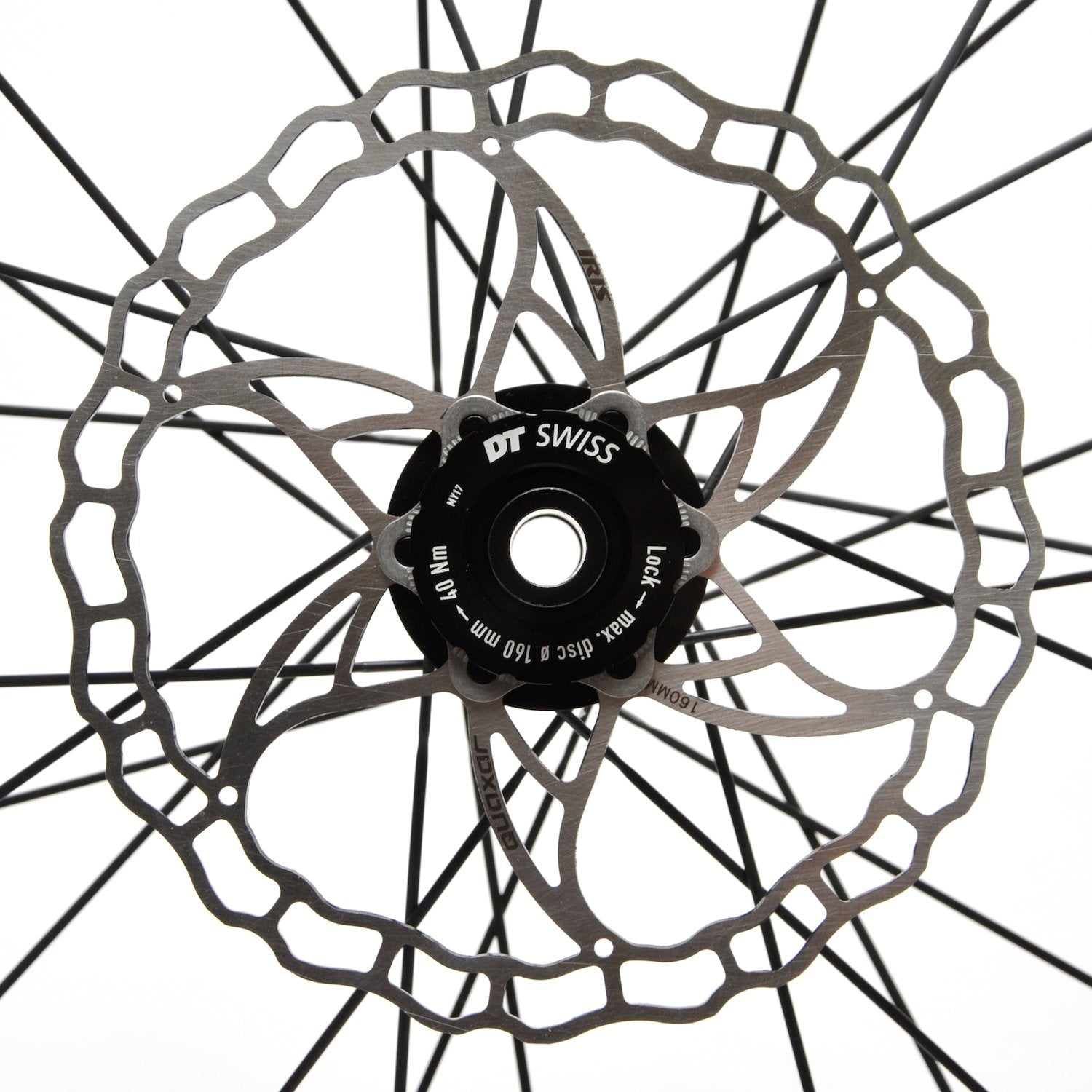 QUAXAR IRIS 160MM LIGHTWEIGHT DISC ROTOR