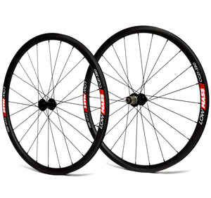 700C LOWMASS Multi-Purpose Carbon Tubeless Disc Wheelset