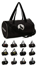 Load image into Gallery viewer, Gym Bag Duffel Bag for boys Girls Black 15 ltr.