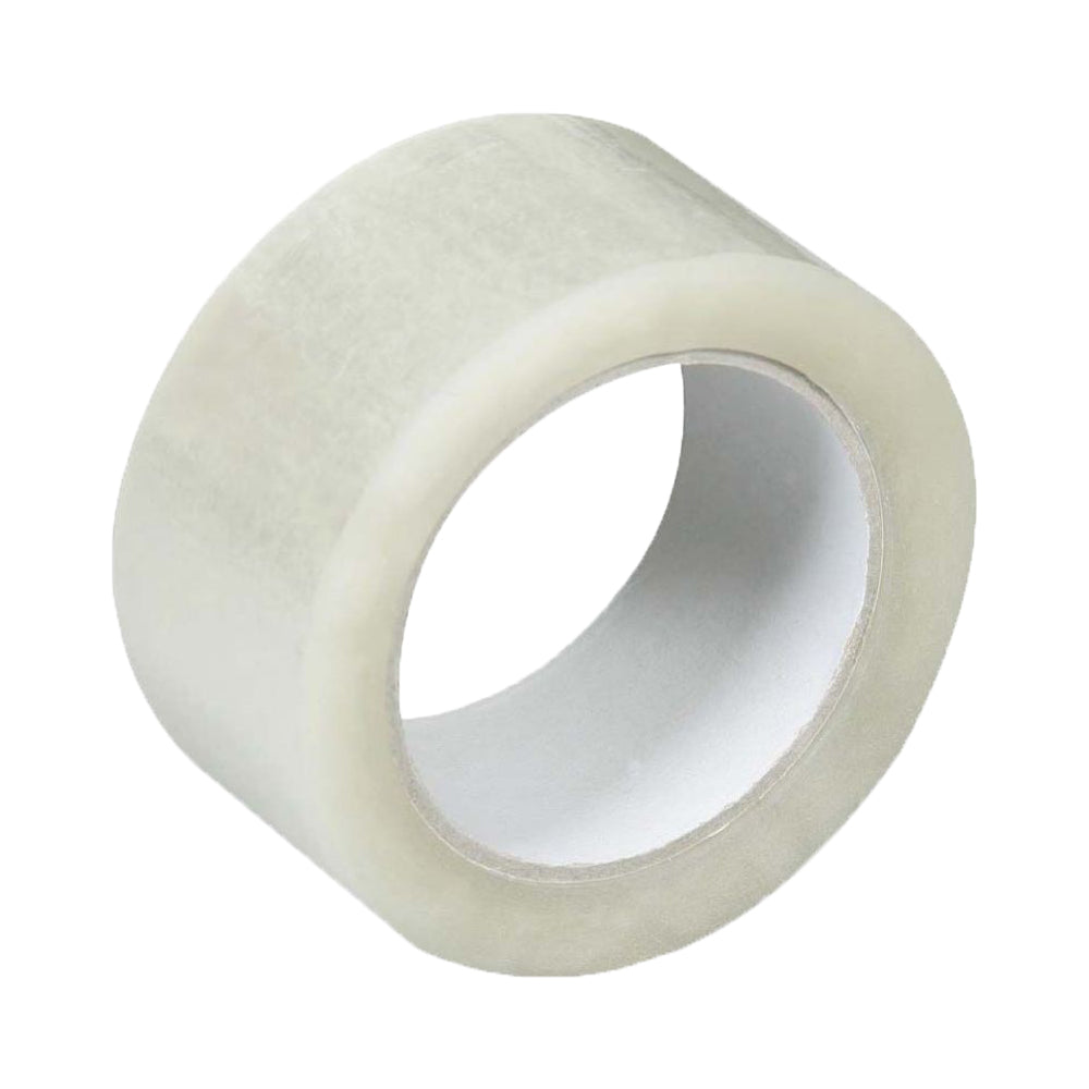 Transparent Single Sided BOPP Cello Tape 2 Inch * 65 Mtr Pack of 1