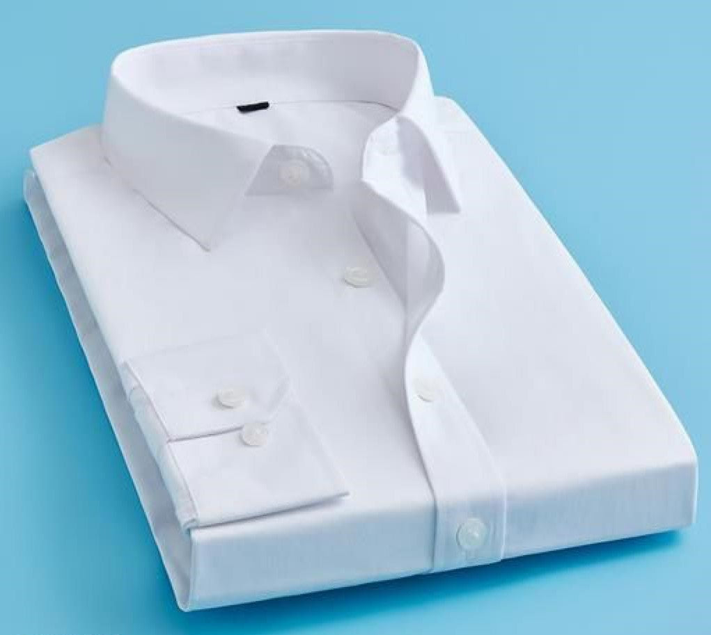 Attractive Men's Formal Blend Cotton Shirts