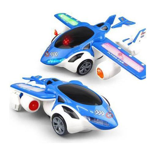 Flying Car Toy With Flash Light
