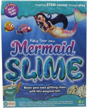 Load image into Gallery viewer, Mermaid Slime Do it yourself