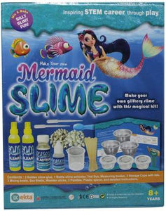Mermaid Slime Do it yourself