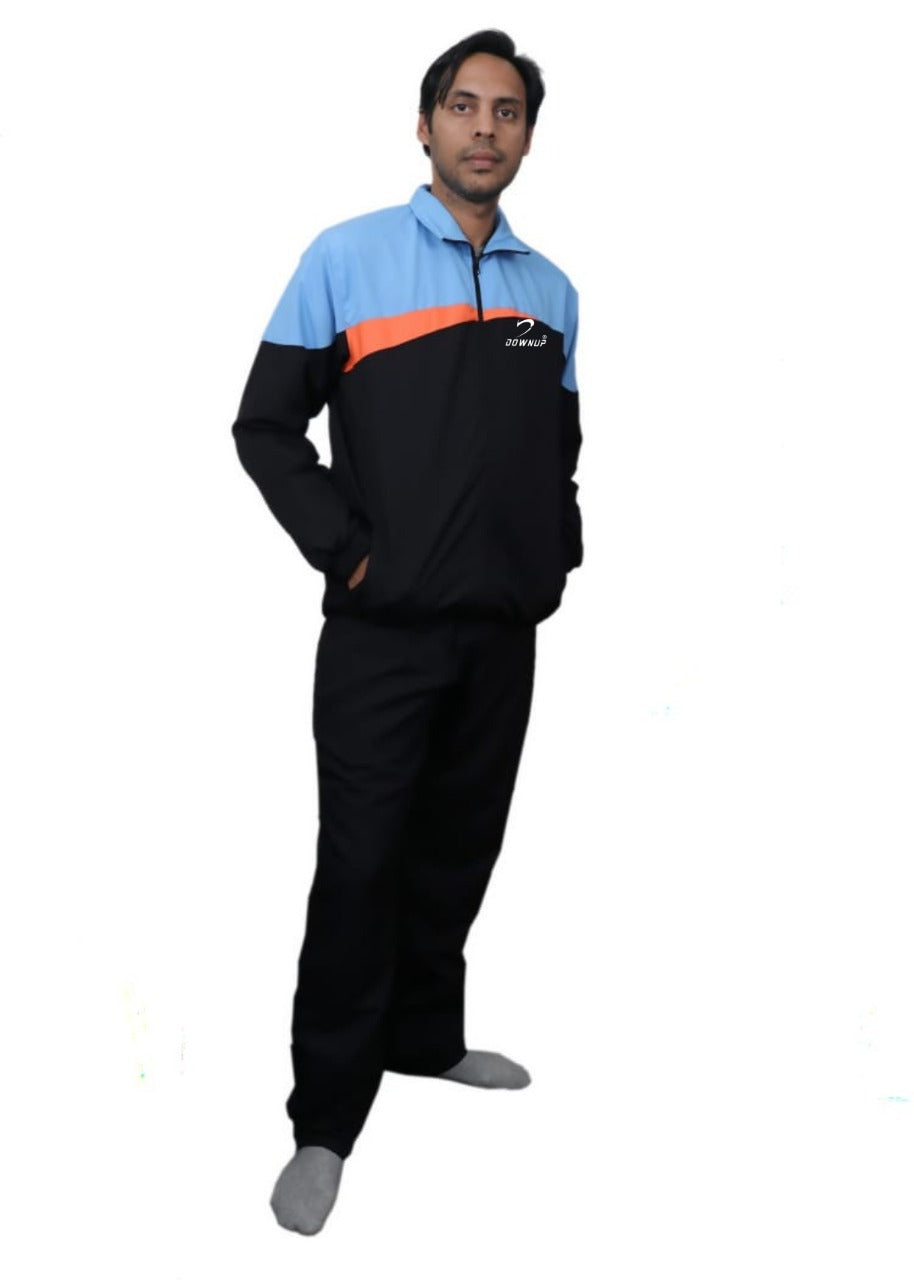 Downup Sports Dobby Men Track Suit