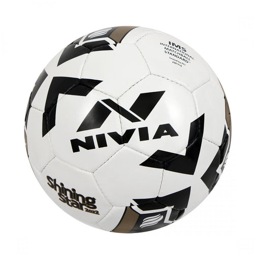 NIVIA Shining Star 2022 Match Football Size-5