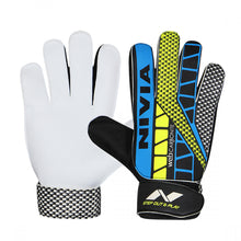 Load image into Gallery viewer, NIVIA Carbonite Web Football Goalkeeper Gloves Multicolor
