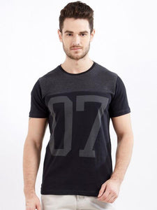 Fancy Men's Stylish Cotton T-Shirts S-1816663