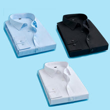 Load image into Gallery viewer, Attractive Men's Formal Cotton Shirts Combo Pack of 3