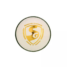 Load image into Gallery viewer, SG Test White Leather Cricket Ball