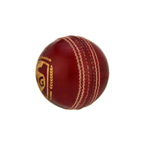 Load image into Gallery viewer, SG Bouncer™ Red Leather Cricket Ball