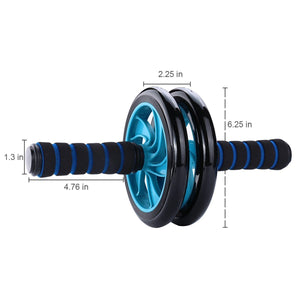 Sterling Total Body AB-Exerciser Double Wheel Roller