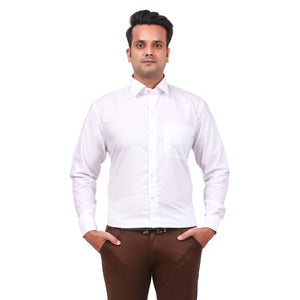 Attractive Men's Formal Blend Cotton Shirts Combo Pack of 3
