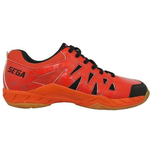 Sega Lotus Badminton Shoes (Red)