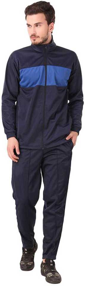 Solid Men Track Suit SVWW-3
