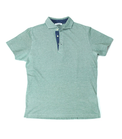 Gran Sasso - Short sleeve Polo M