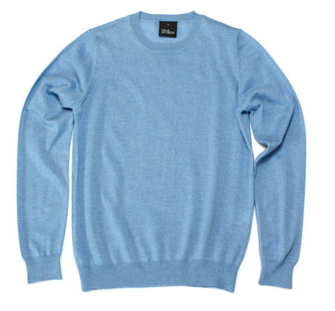 Oscar Jacobson merino sweater S