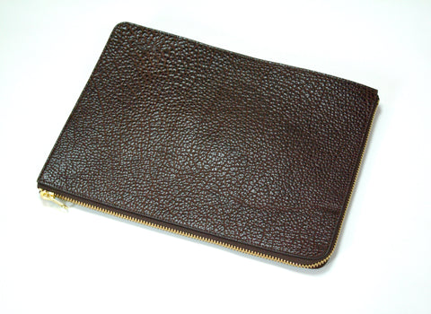 Nyström - Leather case, Heavy Duty, US Bison