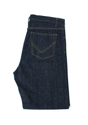 Luxire Signature Denim - 12 Oz Dark Raw Indigo 48