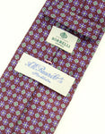 Borrelli Napoli for A.W. Bauer - 7 fold Silk Tie