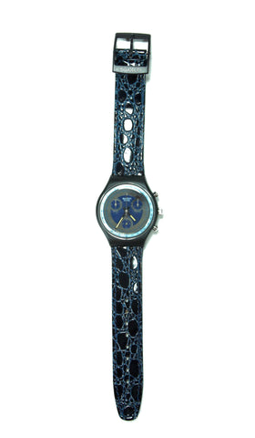 Swatch Chronograph Silver Star 37 mm