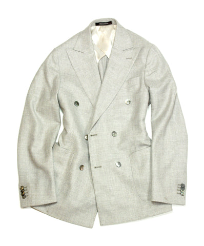 Oscar Jacobson - Loro Piana Wool & Cashmere DB Jacket 46
