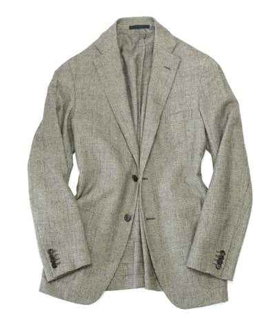 Breuer - Glen Check Sports Jacket 50
