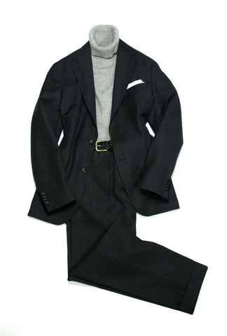 Oscar Jacobson – Dark Grey Suit 50