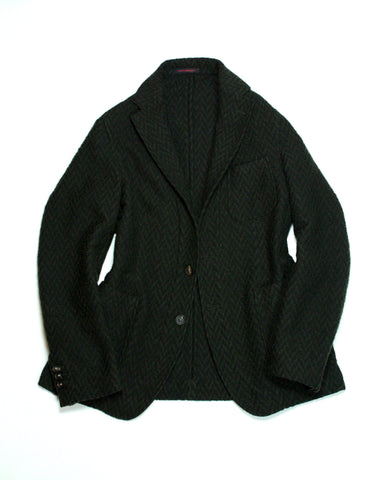 The Gigi - Knitted Sports Jacket 50