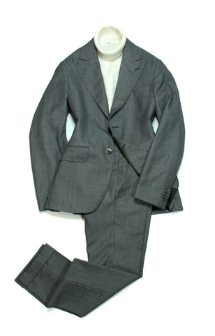 SIR – Super 100' s Birdseye Wool Suit 46