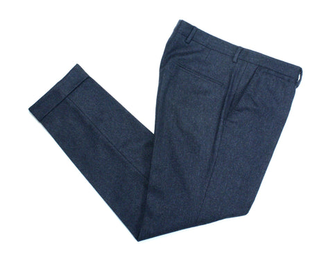Oscar Jacobson - Navy Flannel Trouser 50
