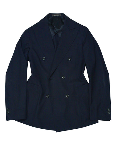Oscar Jacobson - DB Navy Wool Sports Jacket 146