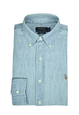 Ralph Lauren - Chambray BD. Shirt S