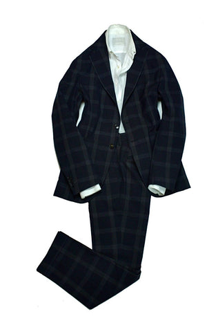 Oscar Jacobson - Light Weight Wool Suit 46/48