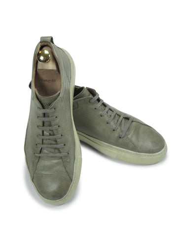 C.QP / Coloquy - Taupe Tarmac Sneaker 42