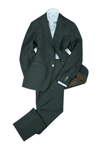 SIR – Steel-Green Super 110' s Wool Suit 50