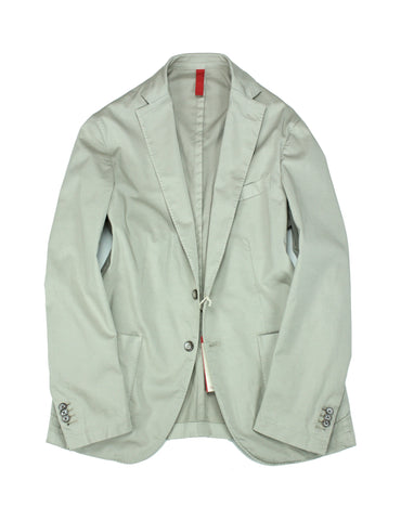 M.H.I. 1970 - Light Beige Cotton Sports Jacket 52